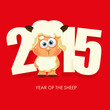 new year 2015 sheep  (17)