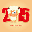 new year 2015 sheep  (18)