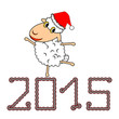 new year 2015 sheep  (19)