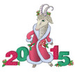 new year 2015 sheep  (22)