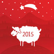 new year 2015 sheep  (23)