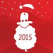 new year 2015 sheep  (24)