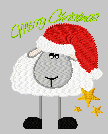 открытки год козы (17)