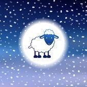 открытки год козы (37)