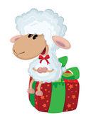 открытки год козы (68)