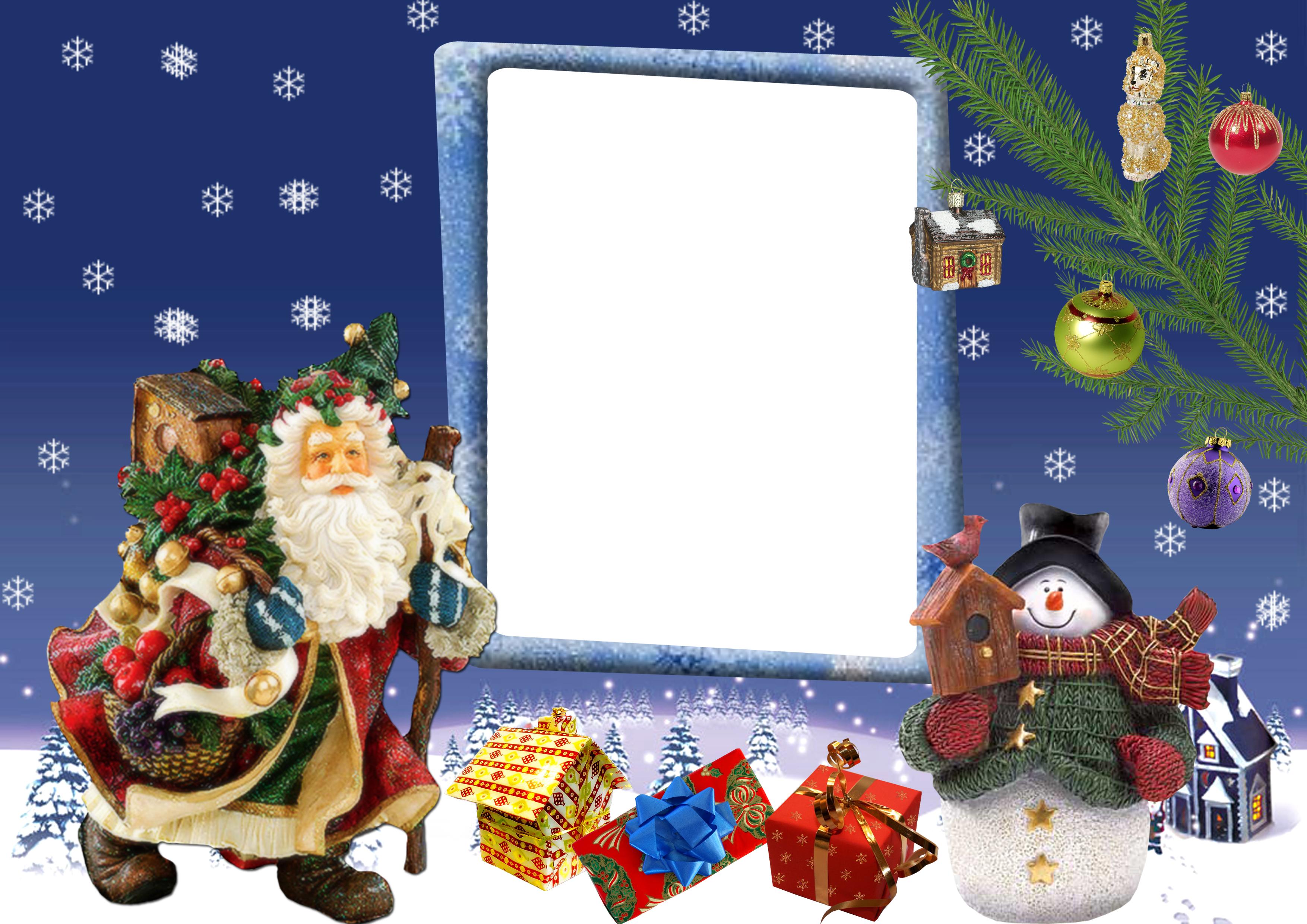Онлайн редактор открыток с новым годом, словами класс