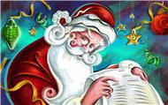 santa new year cards (10)
