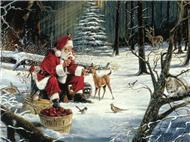 santa new year cards (11)