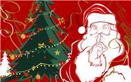 santa new year cards (14)