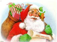santa new year cards (2)