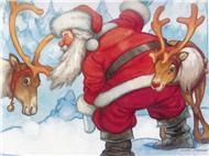 santa new year cards (6)