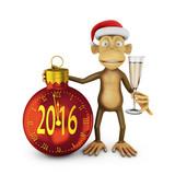 год обезьяны (20)
