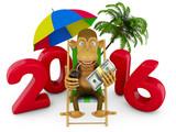 год обезьяны (9)