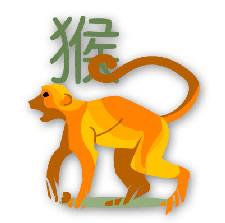 картинки новогодняя обезьяна (11)