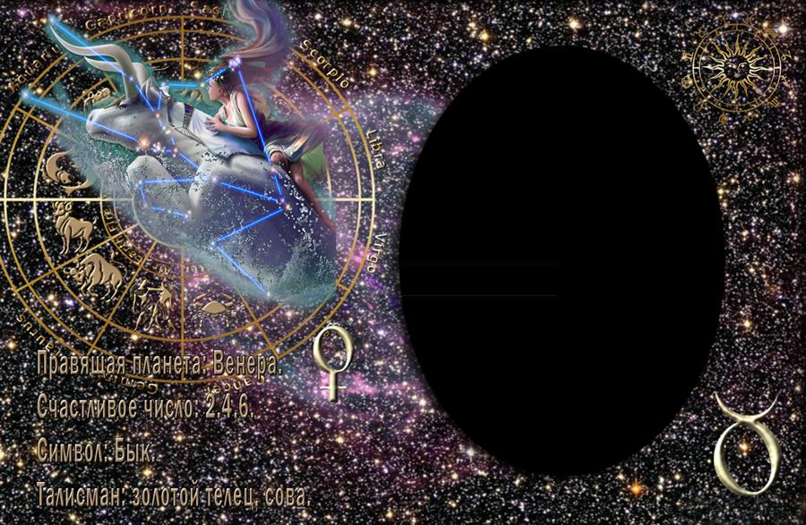 Фоторамки Знаки Зодиака