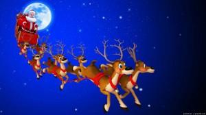 """Новогодний сценарий: """"Подарок Деду Морозу"""""""