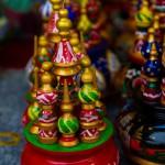 Фото необычных ёлочных украшений - 1