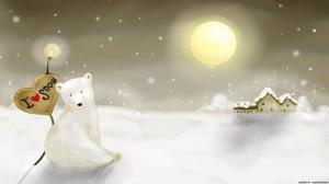 """Новогодний сценарий: """"В лесу родилась ёлочка"""""""
