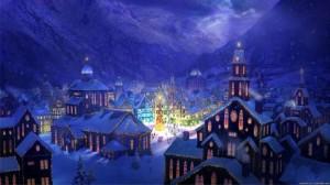 "Новогодний сценарий: ""9 способов встречи Нового года"""